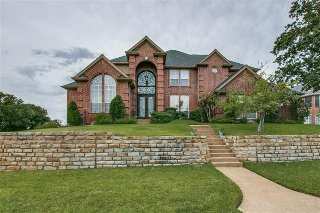621 Timbercrest Circle, Highland Village, TX 75077 (MLS #13911829) :: The Rhodes Team