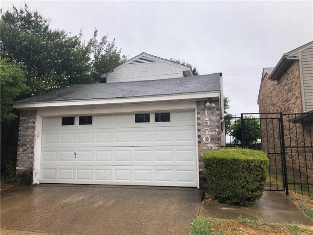 1570 Sunset Village Drive, Duncanville, TX 75137 (MLS #13911832) :: Kimberly Davis & Associates