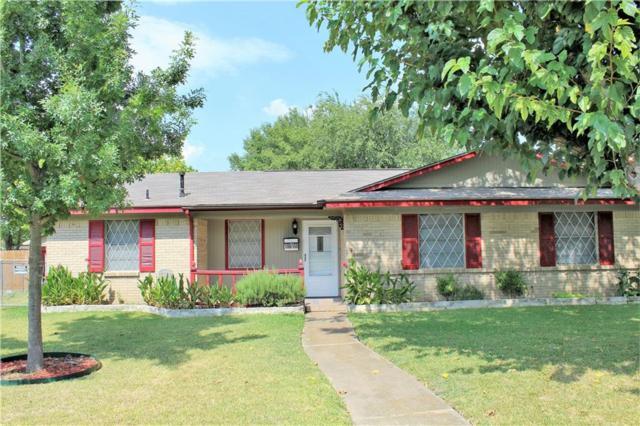 1618 Yukon Drive, Garland, TX 75040 (MLS #13911893) :: Team Hodnett