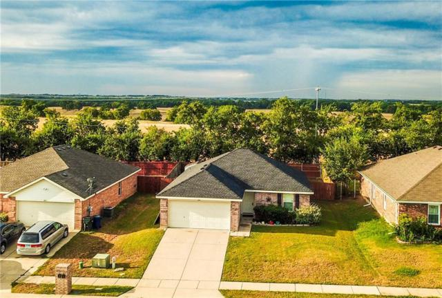 204 Deer Run Drive, Sanger, TX 76266 (MLS #13911899) :: Team Hodnett