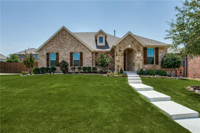 520 Komron Court, Prosper, TX 75078 (MLS #13912013) :: Frankie Arthur Real Estate