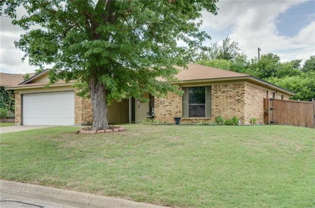 6928 Wicks Trail, Fort Worth, TX 76133 (MLS #13912072) :: Frankie Arthur Real Estate