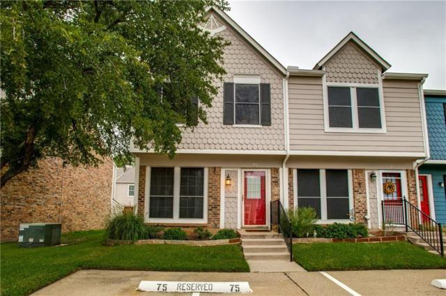 75 Winchester Drive, Euless, TX 76039 (MLS #13912073) :: Team Hodnett