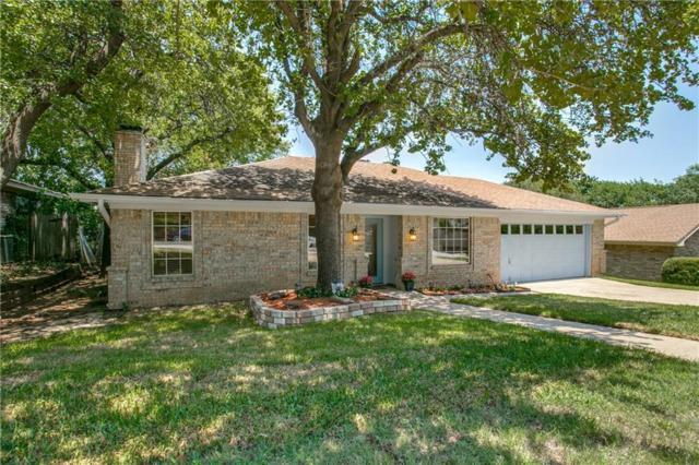 1701 Bedford Oaks Drive, Bedford, TX 76021 (MLS #13912126) :: Team Hodnett