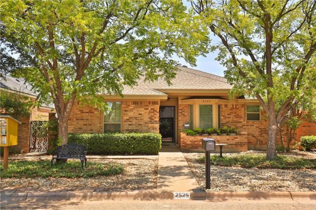 2525 Cloverleaf Lane, Abilene, TX 79601 (MLS #13912168) :: Team Hodnett