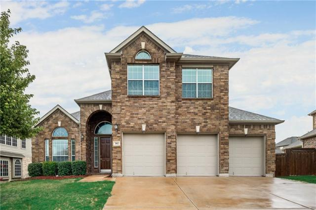 302 Tobiano Court, Celina, TX 75009 (MLS #13912191) :: RE/MAX Town & Country
