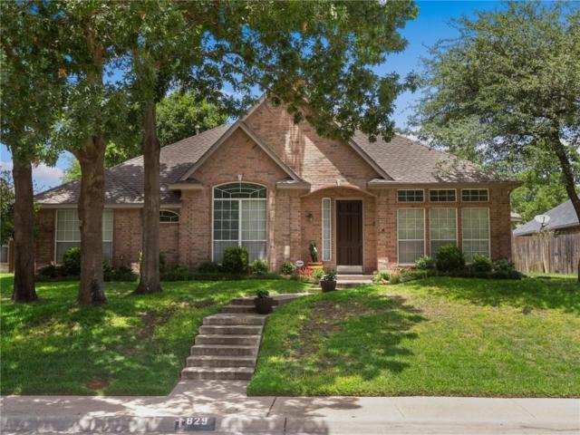 829 Longmeadow Court, Desoto, TX 75115 (MLS #13912251) :: Kimberly Davis & Associates
