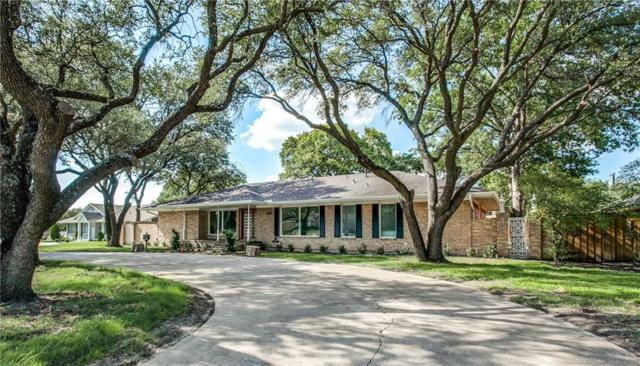 5717 Forest Lane, Dallas, TX 75230 (MLS #13912258) :: The Chad Smith Team