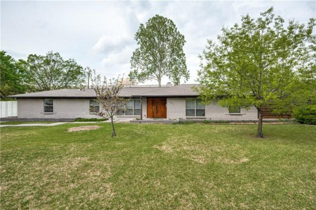 5843 Preston Haven Drive, Dallas, TX 75230 (MLS #13912274) :: Team Hodnett