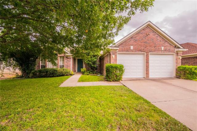 814 Sansome Drive, Arlington, TX 76018 (MLS #13912346) :: Team Hodnett