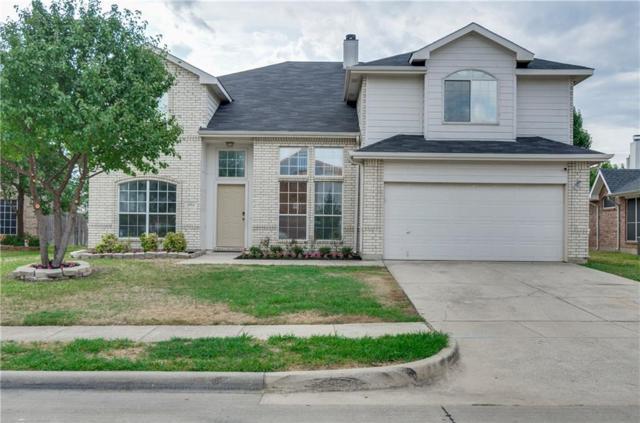 5704 Valley View Trail, Haltom City, TX 76137 (MLS #13912362) :: Team Hodnett