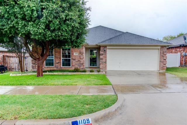 1109 N Rhea Drive, White Settlement, TX 76108 (MLS #13912367) :: Team Hodnett