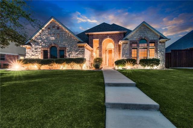 221 Sandstone Drive, Prosper, TX 75078 (MLS #13912368) :: Frankie Arthur Real Estate
