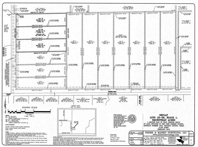 1595 Bledsoe Road, Gunter, TX 75058 (MLS #13912420) :: RE/MAX Performance Group