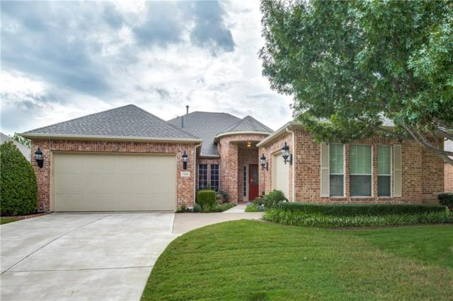 7160 Oakmont Drive, Frisco, TX 75036 (MLS #13912483) :: The Real Estate Station