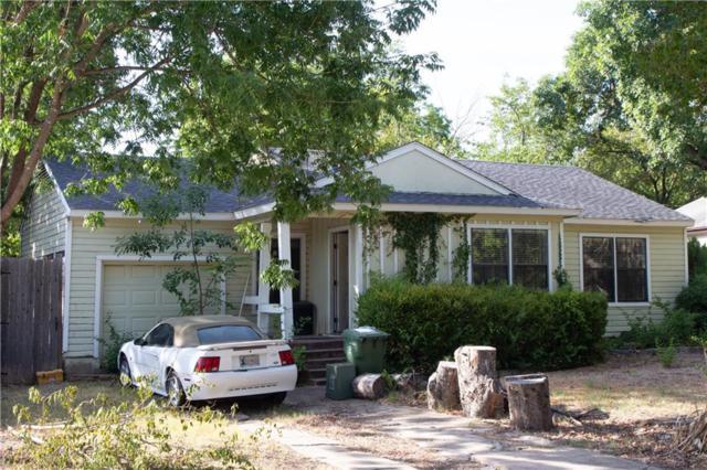 1523 Kelly Terrace, Arlington, TX 76010 (MLS #13912489) :: Team Hodnett