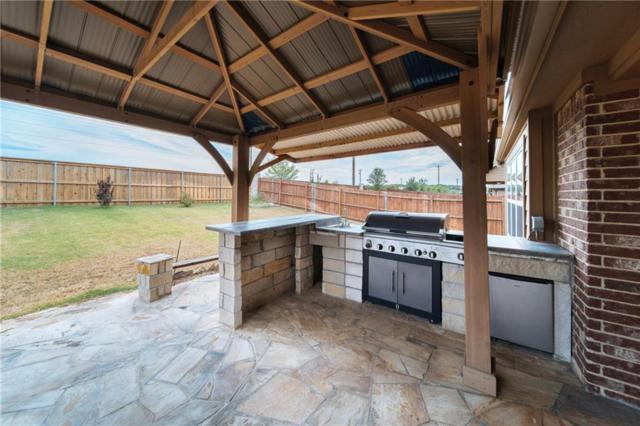 8316 Bonanza Street, Aubrey, TX 76227 (MLS #13912555) :: The Real Estate Station