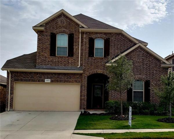 2904 Cedar Ridge Lane, Fort Worth, TX 76177 (MLS #13912604) :: RE/MAX Town & Country