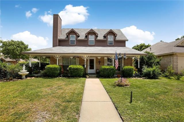 448 Woodridge Drive, Keller, TX 76248 (MLS #13912605) :: Fort Worth Property Group
