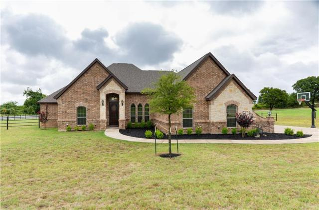 101 Mill Crossing Lane, Springtown, TX 76082 (MLS #13912607) :: Fort Worth Property Group