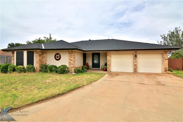 4701 Circle Nineteen, Abilene, TX 79606 (MLS #13912611) :: Baldree Home Team