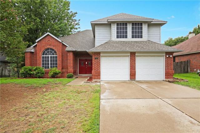 549 Mercer Street, Grand Prairie, TX 75052 (MLS #13912624) :: Team Hodnett