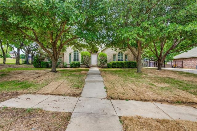 301 Cherokee Trail, Argyle, TX 76226 (MLS #13912631) :: The Real Estate Station