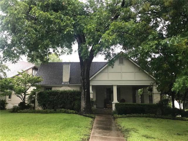 4100 Bunting Avenue, Fort Worth, TX 76107 (MLS #13912641) :: Team Hodnett
