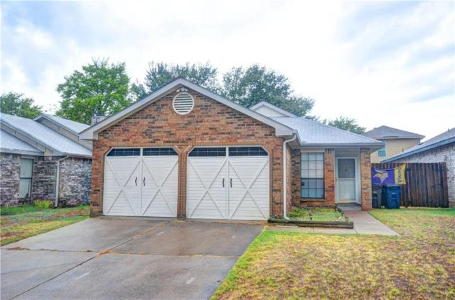 6824 Ashbury Drive, Fort Worth, TX 76133 (MLS #13912695) :: Fort Worth Property Group
