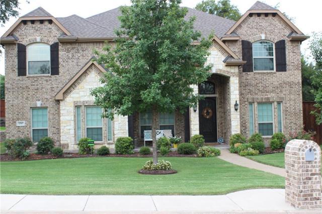 1707 Carriage Creek, Desoto, TX 75115 (MLS #13912703) :: Kimberly Davis & Associates