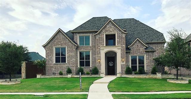 4602 Veneto Drive, Frisco, TX 75033 (MLS #13912739) :: Team Hodnett