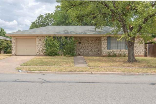 4711 Cypress Avenue, Wichita Falls, TX 76310 (MLS #13912751) :: Team Hodnett