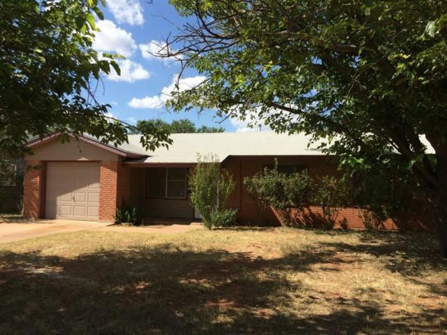 3658 Ambler Avenue, Abilene, TX 79603 (MLS #13912757) :: Charlie Properties Team with RE/MAX of Abilene
