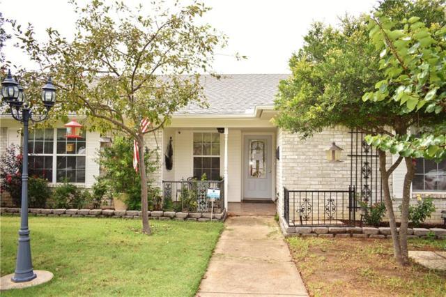 1112 S Timberline Drive, Benbrook, TX 76126 (MLS #13912765) :: Team Hodnett