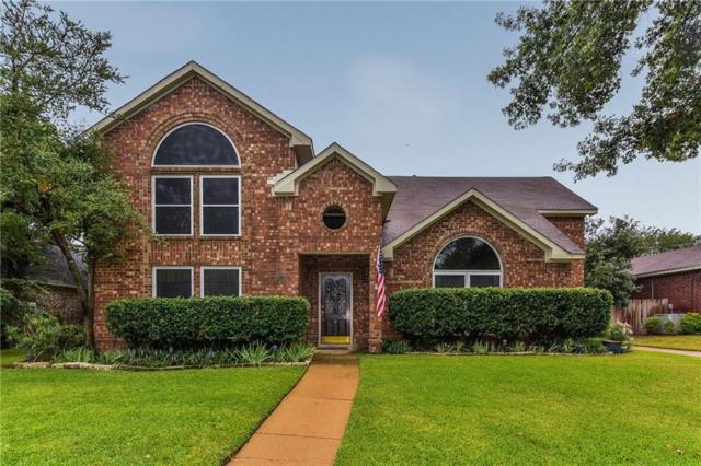 604 Giltin Drive, Arlington, TX 76006 (MLS #13912792) :: Team Hodnett