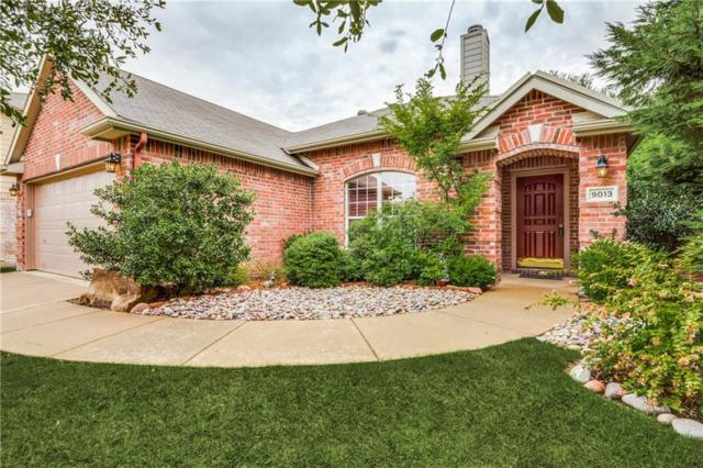 9013 Wareham Drive, Mckinney, TX 75071 (MLS #13912794) :: Hargrove Realty Group