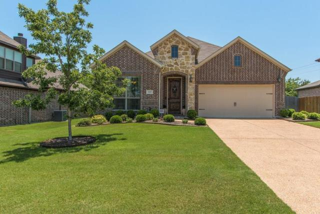 102 Mundelein Drive, Oak Point, TX 75068 (MLS #13912811) :: Team Hodnett