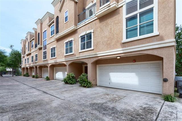 5609 Lindell Avenue #5, Dallas, TX 75206 (MLS #13912821) :: The Hornburg Real Estate Group