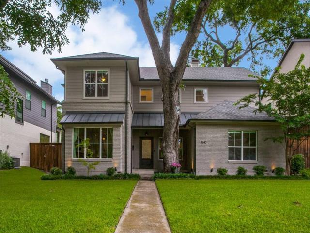 8610 Thunderbird Lane, Dallas, TX 75238 (MLS #13912828) :: The Hornburg Real Estate Group