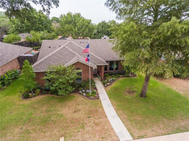 2908 Windsor Drive, Flower Mound, TX 75028 (MLS #13912885) :: All Cities Realty