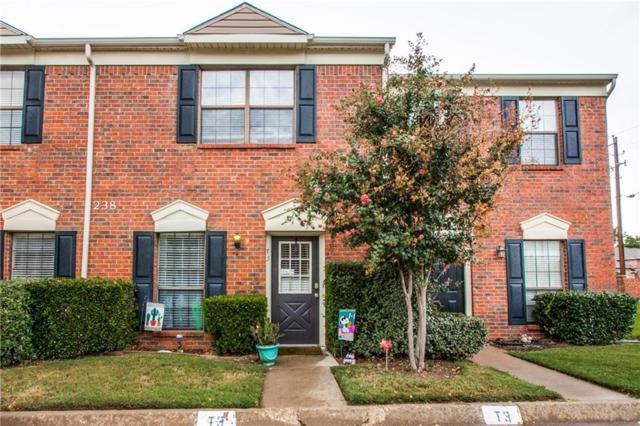 238 Samuel Boulevard #3, Coppell, TX 75019 (MLS #13912902) :: Magnolia Realty