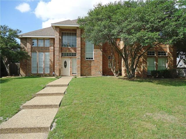 1588 N Hills Drive, Rockwall, TX 75087 (MLS #13912987) :: RE/MAX Landmark