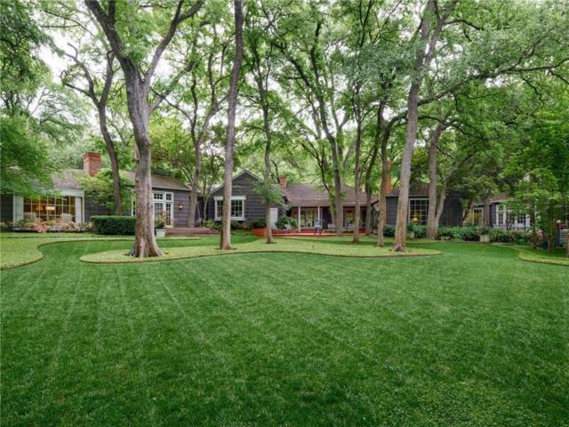9779 Audubon Place, Dallas, TX 75220 (MLS #13912992) :: RE/MAX Landmark