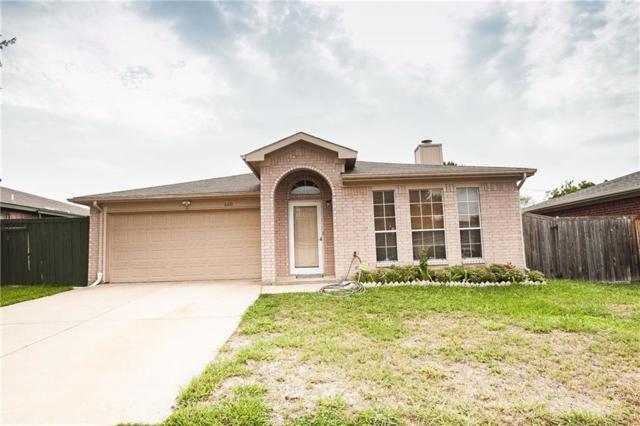6100 Tidewater Drive, Arlington, TX 76018 (MLS #13913006) :: Fort Worth Property Group