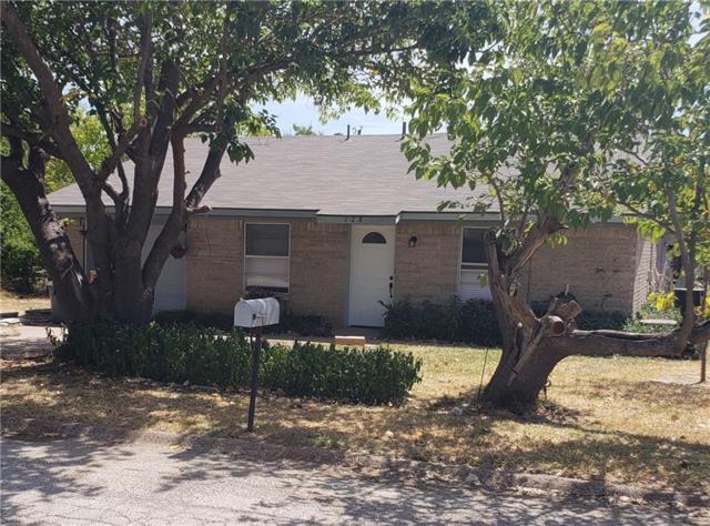 128 N Jessup Street, Alvarado, TX 76009 (MLS #13913007) :: Team Hodnett