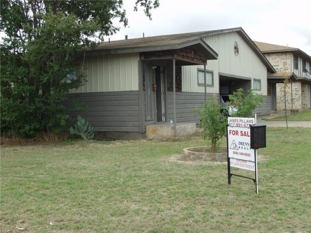 1019 First Street, Graham, TX 76450 (MLS #13913015) :: RE/MAX Town & Country