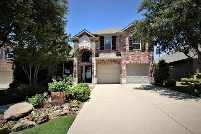 3820 Gregory Drive, Mckinney, TX 75071 (MLS #13913040) :: Team Hodnett