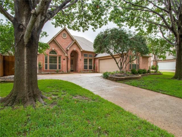 110 Westwind Drive, Coppell, TX 75019 (MLS #13913071) :: Team Hodnett