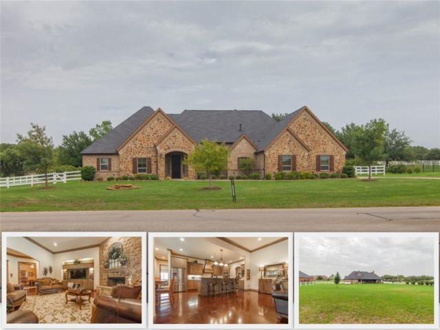 10301 Reata Estates Drive, Mansfield, TX 76063 (MLS #13913159) :: The Hornburg Real Estate Group