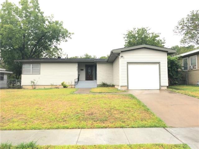 2721 Binyon Avenue, Fort Worth, TX 76133 (MLS #13913256) :: Baldree Home Team